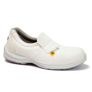 Bijele zaštitne cipele